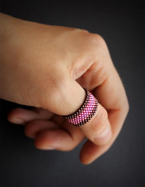 купить кольцо больших размеров бижутерия кольца интернет магазин бисерных изделий