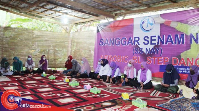 Sambangi Sahabat Jihan, Anggota DPD RI Gelar Bukber Dengan KBNU & ASKI Waykanan