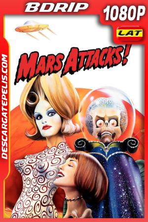Marcianos Al Ataque (1996) 1080P BDRIP Latino – Ingles