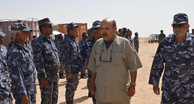 Por primera vez en la historia, un ministro saharaui comparece ante la justicia por una demanda de dos ciudadanos.