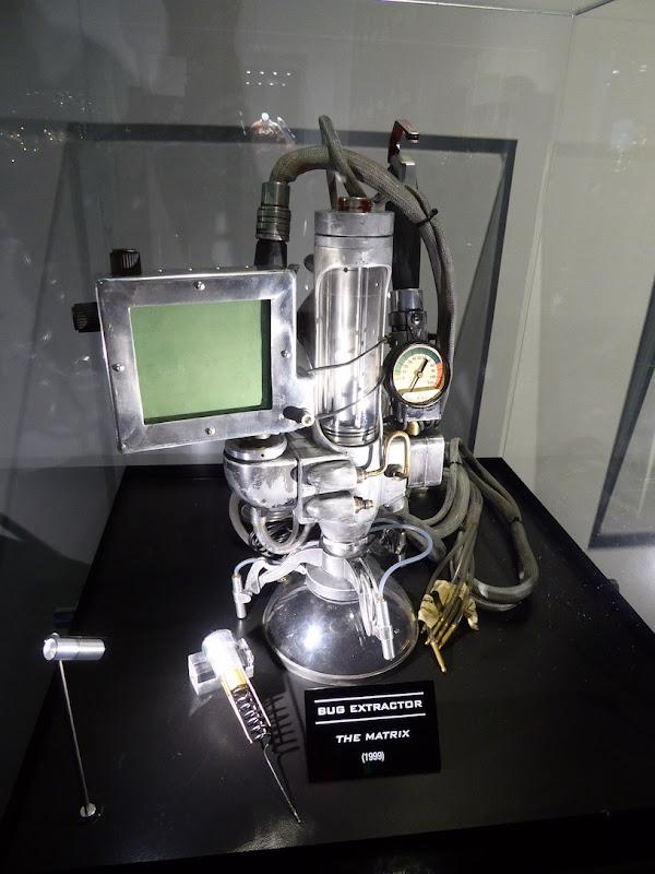 Matrix bug extractor prop