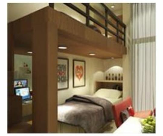 Dave Apartment properti impian