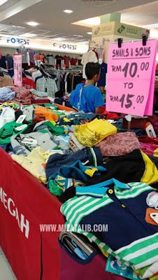 Persiapan Raya  checklist raya  keperluan raya  tips jimat belanja raya kasut hyper shoe murah brand snail sale shopping raya