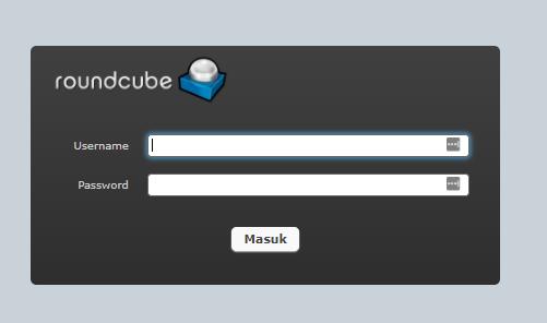 RoundCube VestaCP Email Account