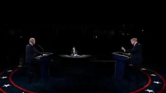 ट्रम्प का दावा है कि आभासी बहस के दौरान बिडेन धोखा दे सकता है