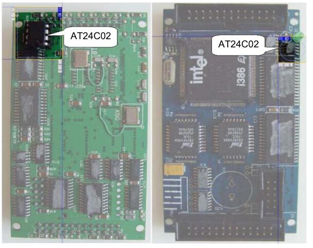 Remove AT24C02