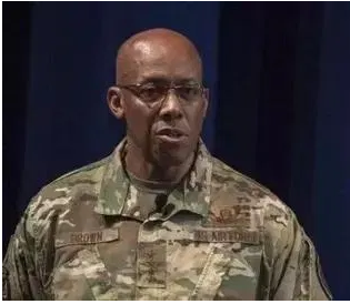 See What a Black Top US Air Force General Said About Racism in the United State