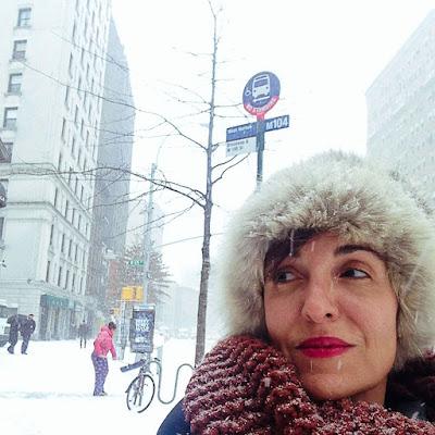 De otros mundos: Elvira Lindo / Desnudo de invierno