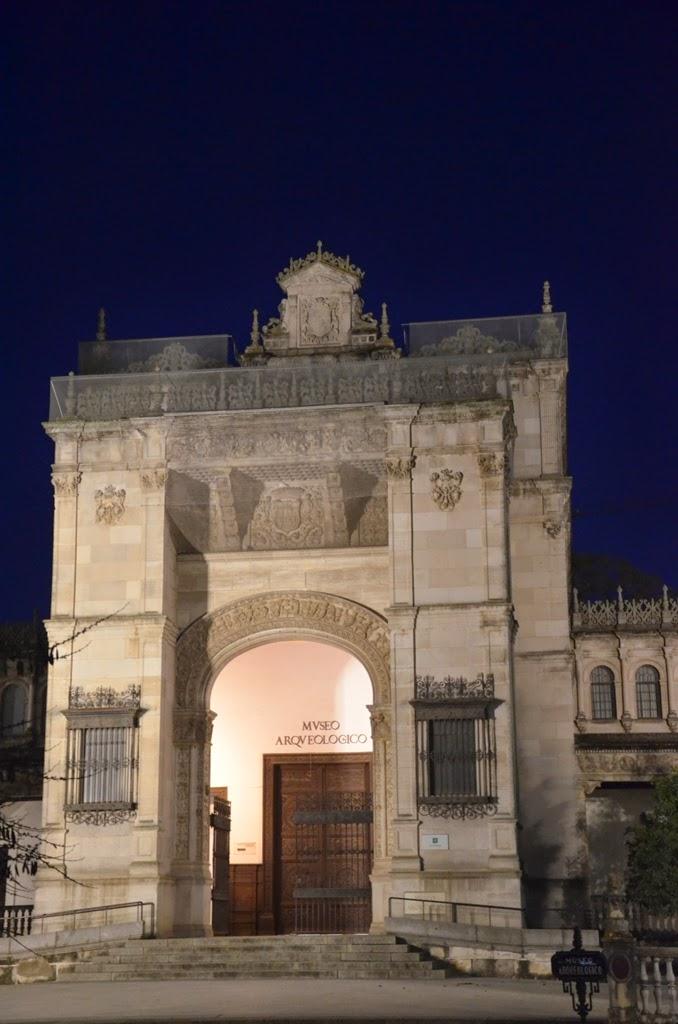 Pabellón Neoclásico - Sevilla