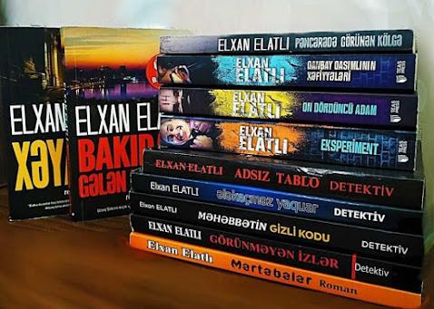 Elxan Elatlının kitabları (PDF yüklə)