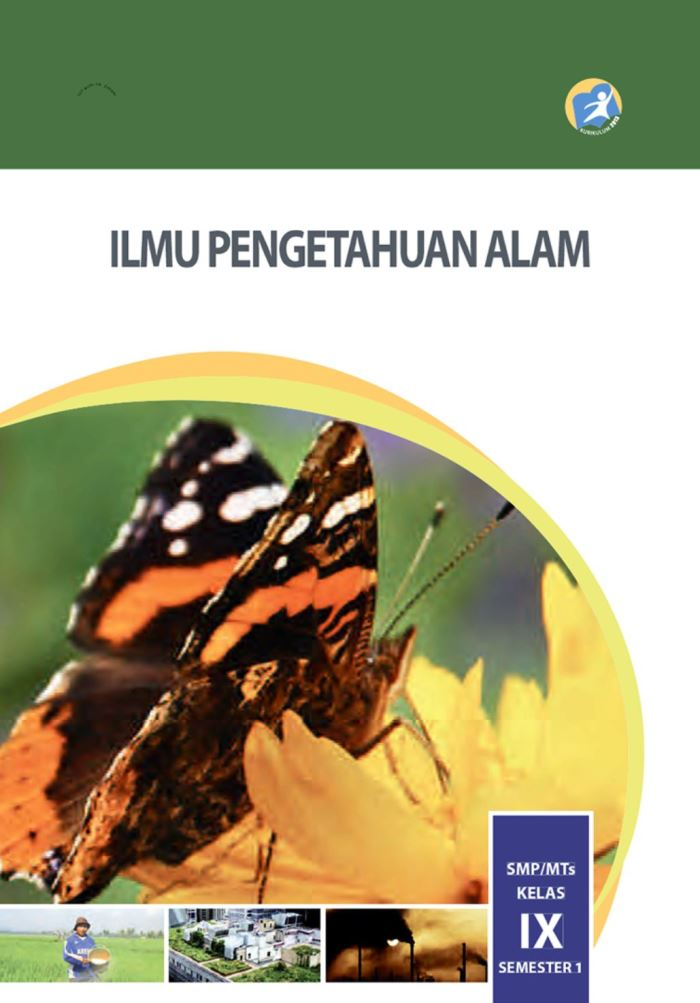 Buku Siswa SMP Kelas 9 Ilmu Pengetahuan Alam Semester 1