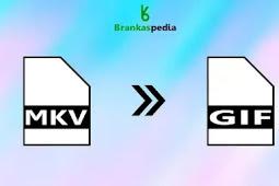 5 Software untuk mengubah file MKV ke GIF gratis terbaik