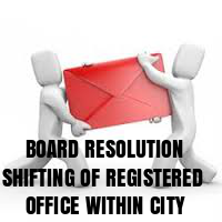 Board-Resolution-Shifting-of-Registered-Office-within-The-City