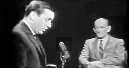 Mike Wallace Interviews Donald Keyhoe (TS) - 1957