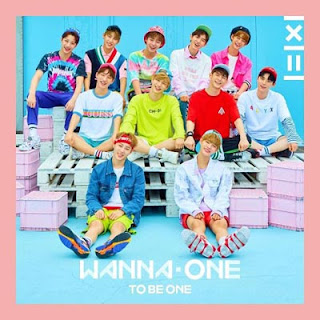 Lirik Lagu Wanna One - Burn It Up