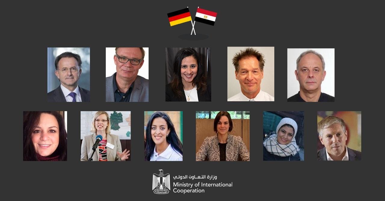 ألمانيا تتفق مع مصر على تمويل 15 مشروعا تنمويا بقيمة 152 مليون يورو