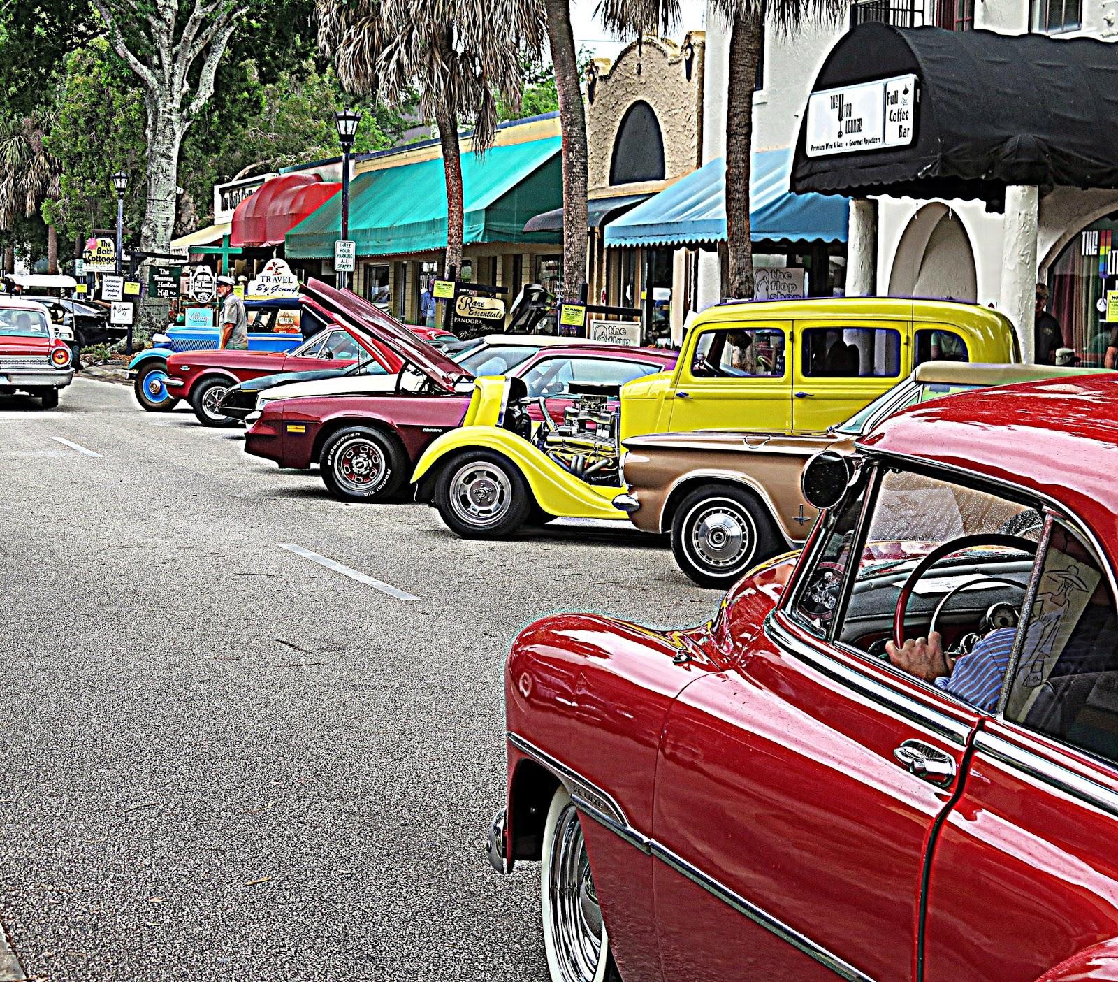 Cocoa Girl Cottage Cocoa Village - Cocoa car show