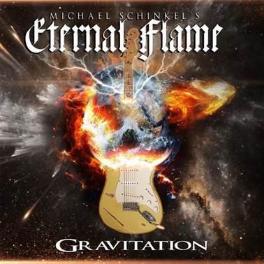 """Ο δίσκος των Michael Schinkel's Eternal Flame """"Gravitation"""""""
