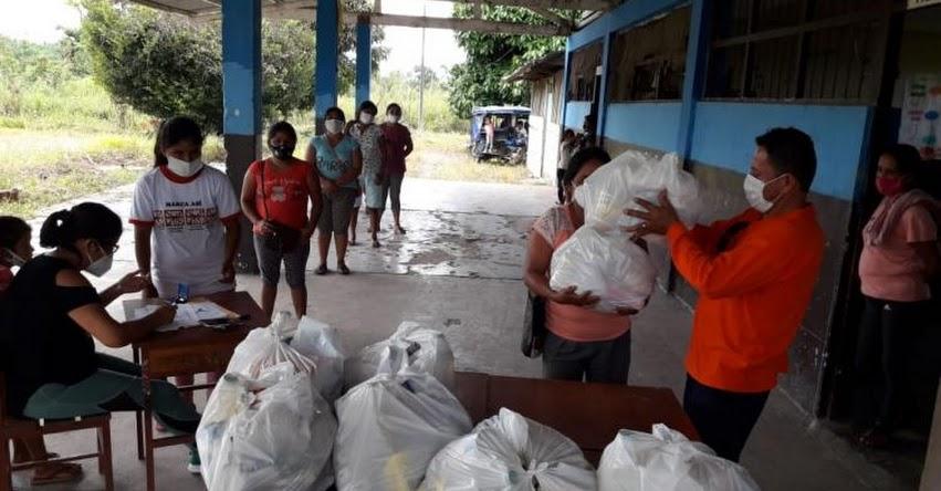 QALI WARMA: Más de 12 mil integrantes de los Comités de Alimentación Escolar listos para la gestión del servicio alimentario en la región San Martín - www.qaliwarma.gob.pe