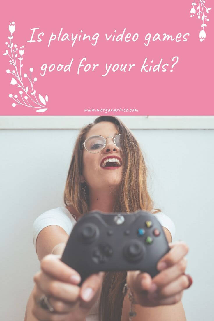 Is Playing Video Games Good For Your Kids? | Playing games is fun - but is it actually doing them good?