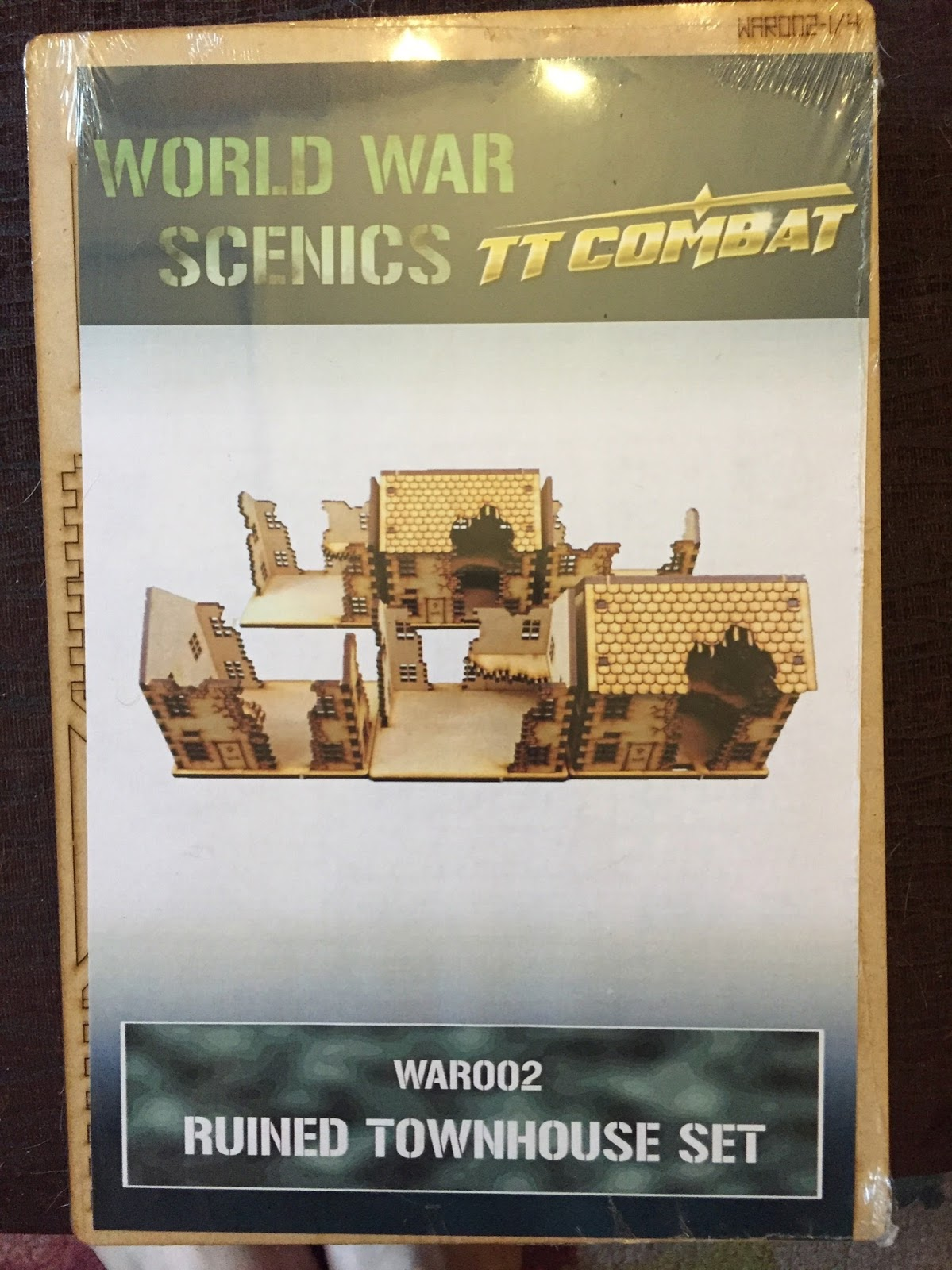 Tim's Tanks: TT Combat MDF Buildings