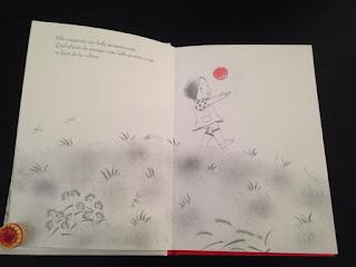 La pomme rouge - Kazuo IWAMURA - L'Ecole des Loisirs