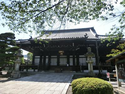 大谷本廟仏殿