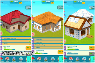 Idle Home Makeover apk download