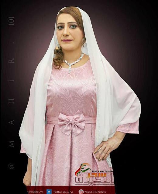 الفنانة العمانية حبيبة الصلطي تطل في عدة أعمال جديدة على شاشة رمضان