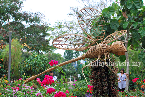 Flower Garden Festival in Putrajaya