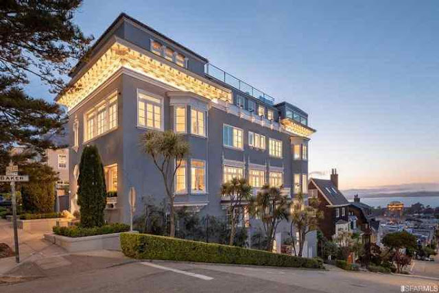 The most expensive listing in San Francisco