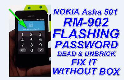 Nokia Asha 501 RM 902 Latest Firmware/Flashfile Download