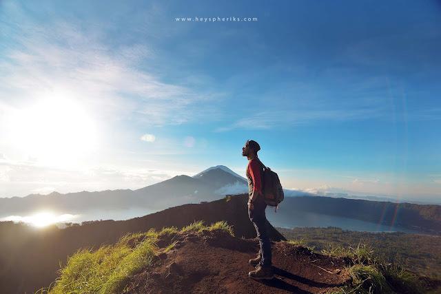 Puncak Gunung Batur