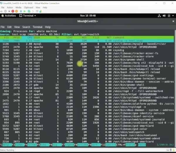 Coupon Gratis : Applied Linux Command Line and Shell Scripting Zero to Elite - Dalam Belajar