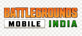 Battlegrounds Mobile India Logo png Transparent image