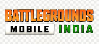 Battlegrounds Mobile India Logo PNG BGMI image Transparent
