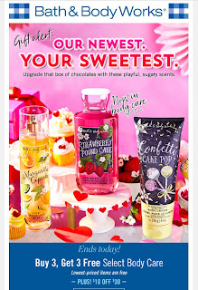 Bath & Body Works | Today's Email - February 12, 2020