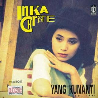 inka christie album yang Kunanti