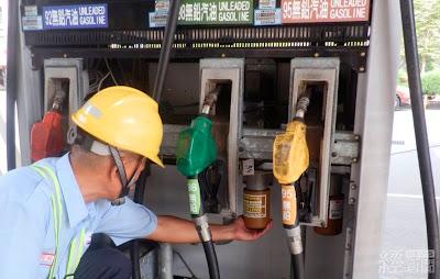 加油機面板噴離 中油:屬偶發個案,消費者勿恐慌