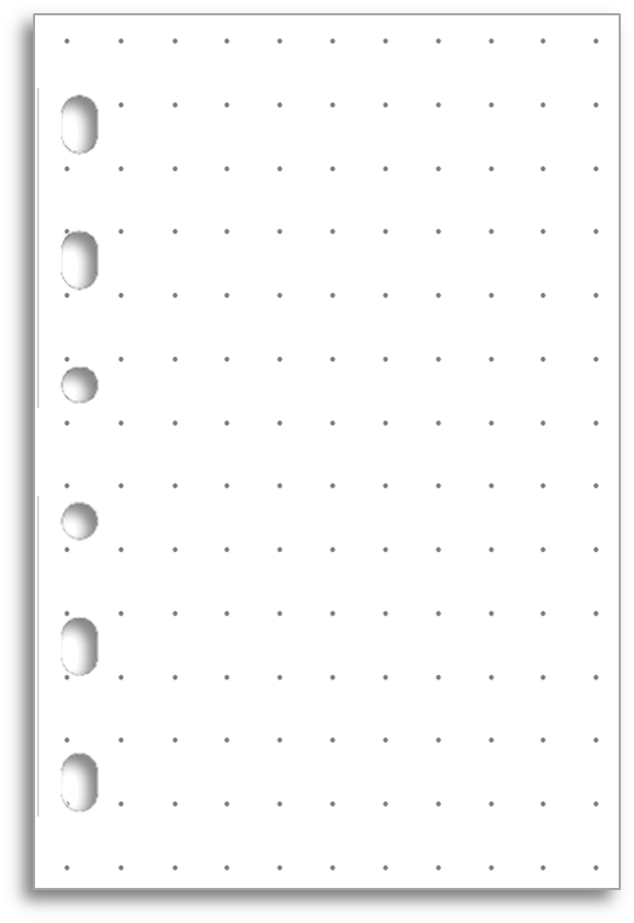 My Life All in One Place: Download and print notepaper (3
