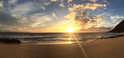 keawaula beach  ヨコハマビーチ