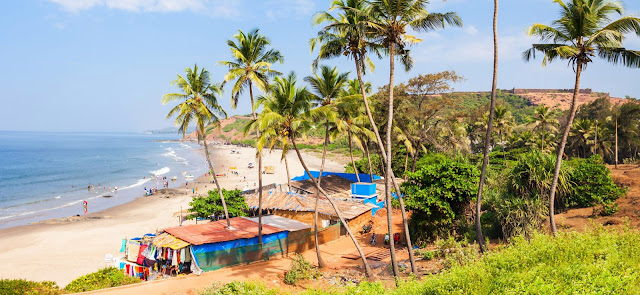 Goa is the best and most affordable place to visit India.