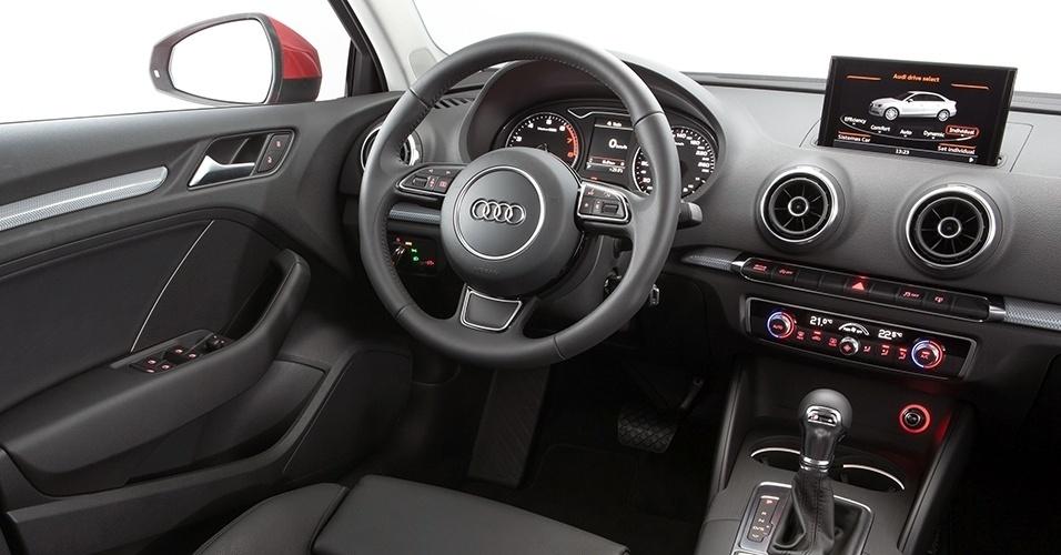 Audi A3 Sedan Em Lançamento Oficial Preço R 116500 Carblogbr