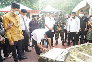 Resmikan Musholla KIS Firdaus di Cempalagi, Begini Arahan Bupati Bone