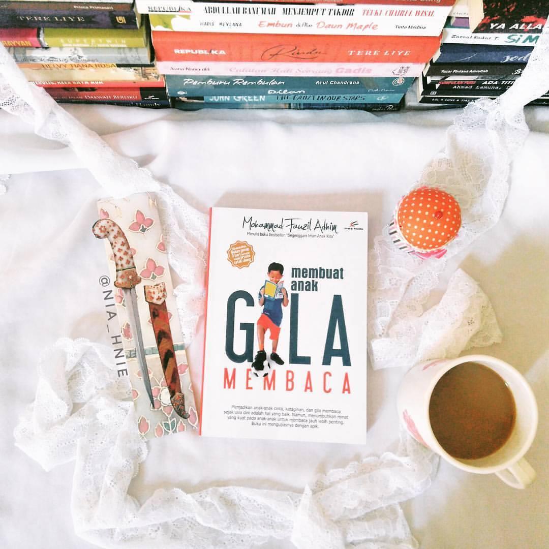 Cara Mengajari Anak Membaca Dan Menulis Dengan Cepat: DuNIA Kataku : Cara Membuat Anak Gila Membaca