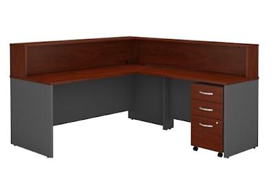 Series C Reception Desk