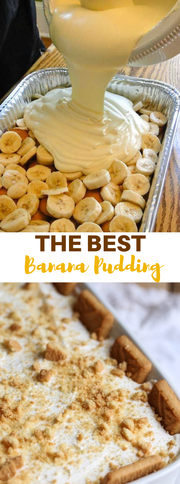 The Best Banana Pudding Ever #Banana #Sweet