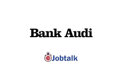 Bank Audi Egypt Jobs | Auditors