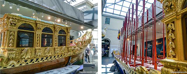 Museu Marítimo de Greenwich (Royal Maritime Museum), Londres