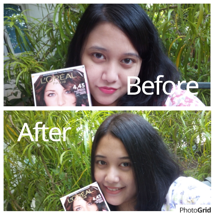 Lembaran Baru - My New Hair with L'Oreal Paris Excellence
